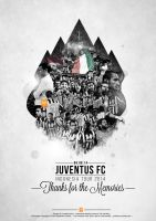 Juventus Indonesia Tour  - Thanks for The Memories by Nucleo1991
