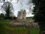 Ludgershall Castle by wizard-colinski