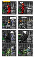 The T-Train - Halo 3 comic by Torvald2000