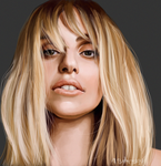Another Gaga by Chicken-Priestess