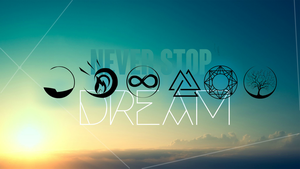 Never Stop Dream by iCxrlos