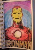 Iron Man by mikegee777