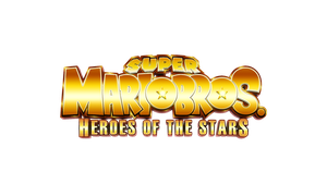 SMB Heroes of the Stars - Logo 2016 V2 by KingAsylus91