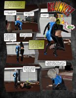Risque meets a Mad Doctor - Page 2 by MollyFootman