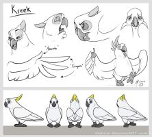 Kreek by Key-Feathers