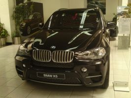 BMW X5 50i 2011 by DrawingForLiving
