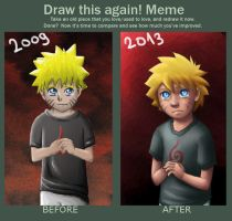 Draw this again meme by bbfan77