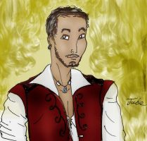 Tangled OC Jude Drover by Selinelle