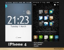 iPhone 4 MP2 by Rimmingboy