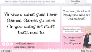F2U Kawaii Overlay (Another One) by Fawking-Serious