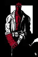 hellboy 2 by hulja