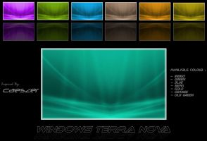 Windows Terra Nova by caeszer