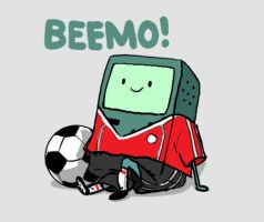 Soccer Beemo by mysterycycle