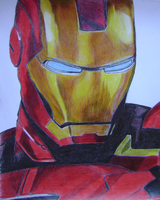 Iron Man - Mark VI. by Miller12