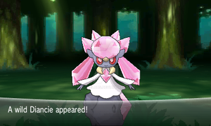 Diancie by michelous