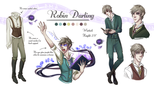 Robin by PosyPrince