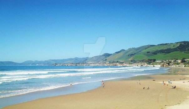 pismo beach, ca 1 by devinxlacy