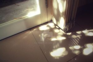 light reflects by xiaohime23