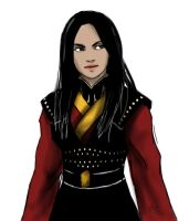 Azula's clothes - TLA Movie by Drakyx
