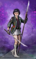 Tomoe Counterpoint by SirTiefling