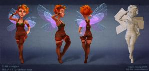 Fairy by HeV3D