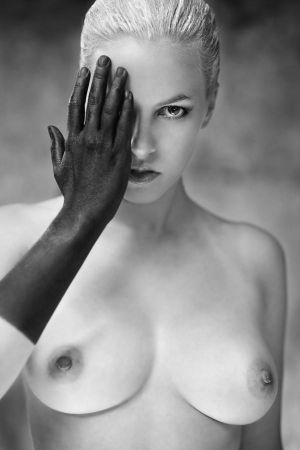 Black Touch II by Maluszka83