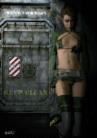 Keep clear by Aral3D