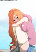 orihime inoue Coloring by Gray-Dous