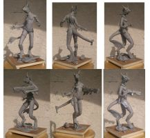 Haze Sculpture Update by Terra-fen