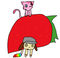 SUPREME BERRY OVERLORD by TeamRocketsPikachu