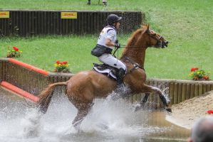3DE Cross Country Water Obstacle Series XV/13 by LuDa-Stock