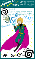 ODOCT Doodle Skit Time! - Magic Potion {Q n' A} by ThisTeaIsTooSweet