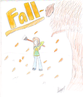 FALL X33 by Airybutt