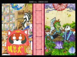 Abando 2014 Conbook Cover by HweiChow