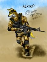 Airsoft by kta1540