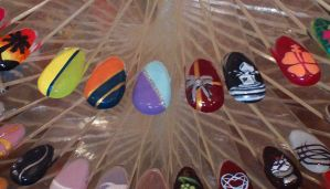 Nail Designs 5 by LovedPurpleAngelWife