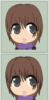 Steps to Hair Shading by Megumi-Pixels