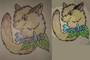 Tomadoe Badge by ShunkaManituTanka