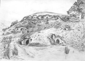 Bag End by Starsong-Studio