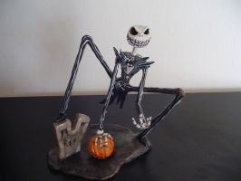Jack Skellington by BloodRapsody