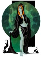 Midna: True Form by lauramw