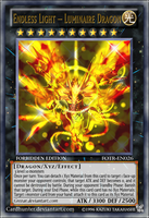 Endless Light - Luminaire Dragon by CardHunter
