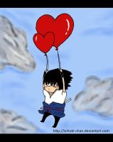 Sasuke: On love's wings by raeyni