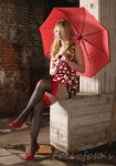 Umbrella I by JasmineSuzannaV