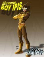 BK: Boy Ipis Colored by redgvicente