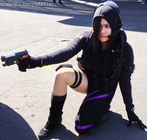 RER - Jessica Cosplay 1 by Alien-Snowflake
