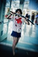 AX2011- Blood The Last Vampire by MikeRollerson