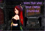 [MMD] Born This Way Castle DL by OniMau619