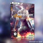 Remember Me - Custom Game Cover - Preview by Djblackpearl