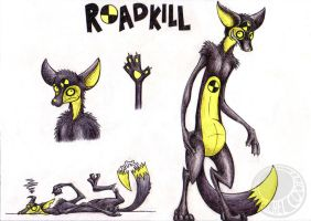Roadkill V.2 by CuriousCreatures
